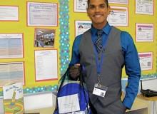 Stanley Anjan, Principal, Hawthorne Elementary