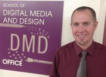 Kearny DMD Vice Principal Rob Meza-Ehlert, Secondary Co-Administrator of the Year, Region 18